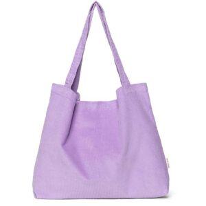 Studio Noos Mom Bag Lila Rib