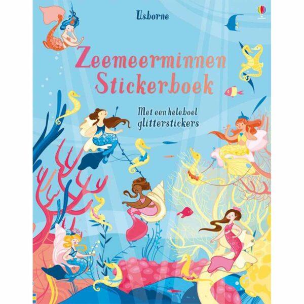Zeemeerminnen stickerboek