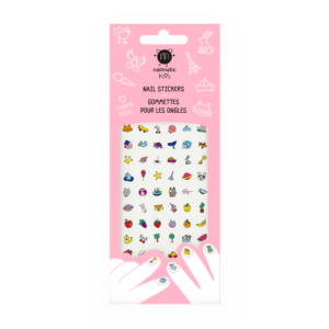 Nailmatic Nagel stickers Happy Nails