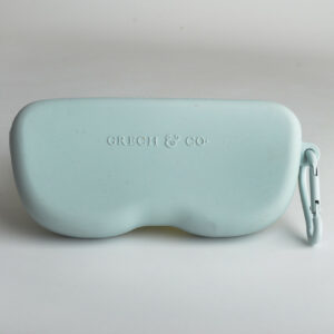 Wijs west Grech & Co Sunglass Case Light Blue 7421954468426 Grech21mei Kleding & Accessoires Accessoires Zonnebrillen