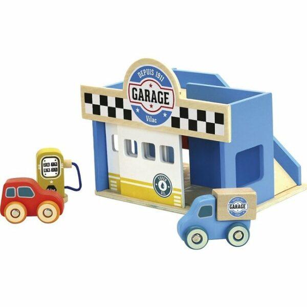Vilac Vilacity Little Garage