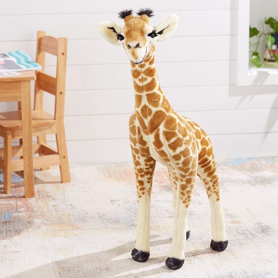Melissa & Doug Pluchen Baby Giraf