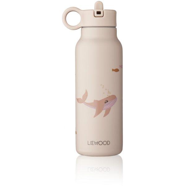Liewood Falk Water Fles 350 ml - Sea Creature Rose mix