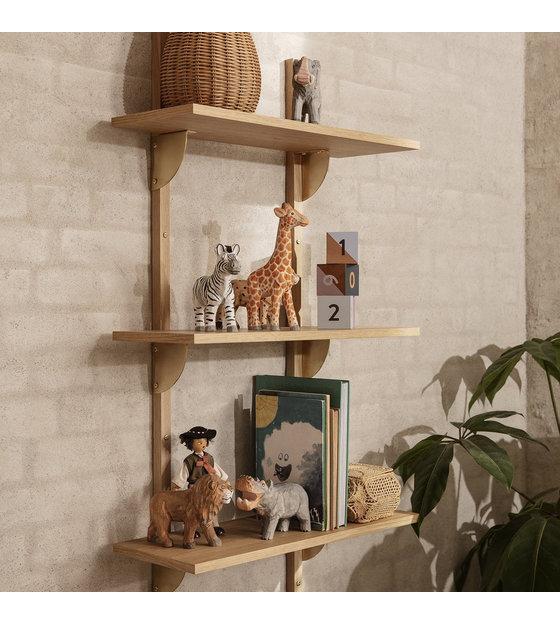 Ferm Living Houten Handgemaakte Giraf