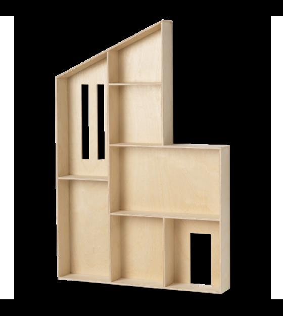 Ferm Living Miniature Funkis House- Plank