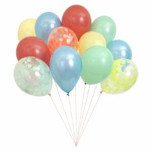 Meri Meri Set van 12 Ballonnen