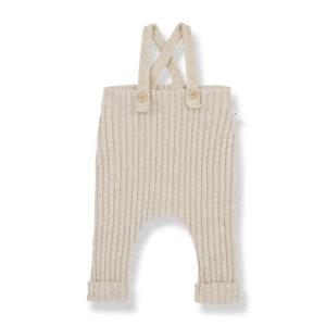 Wijs west 1+ in the Family 1+ In The Family Anouk-Nb Cream 8448212004430 +1FamilyAw21 Kleding & Accessoires Baby Pakjes