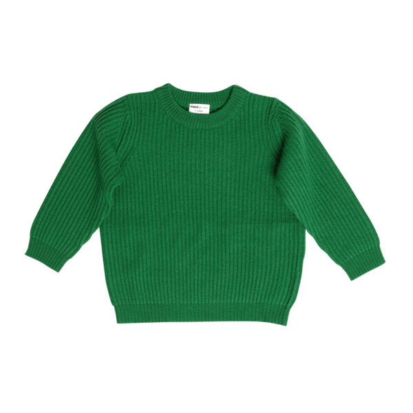 Wijs west Maed for Mini Maed for Mini Leafy Leech   AW21 MfM Kleding & Accessoires Sweaters & Truien