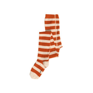 Wijs west Maed for Mini Maed for Mini Orange Ox  7446034775737 AW21 MfM Kleding & Accessoires Sokken & Maillots