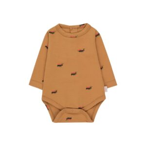 Wijs west Tiny Cottons Tiny Cottons Ants Body AW21Tiny Kleding & Accessoires Baby Rompers