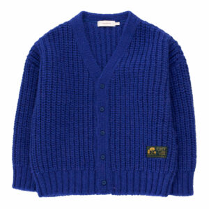 Wijs west Tiny Cottons Tiny Cottons Solid Cardigan 8434525218886 AW21Tiny Kleding & Accessoires Vesten