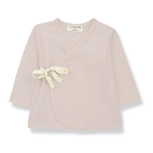 Wijs west 1+ in the Family 1+ In The Family Babette Nude 8448212000395 +1FamilyAw21 Kleding & Accessoires Baby Shirts