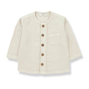 Wijs west 1+ in the Family 1+ In The Family Custo Alabaster 8448212028924 +1FamilyAw21 Kleding & Accessoires Baby Shirts