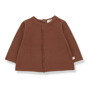 Wijs west 1+ in the Family 1+ In The Family Dalia Brick 8448212012954 +1FamilyAw21 Kleding & Accessoires Baby Shirts