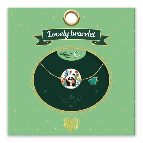 Wijs west Djeco Lovely Bracelets Panda 3070900038301 Juli21 Djeco Speelgoed & Spellen Verkleden