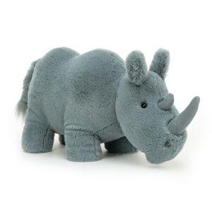 Wijs west Jellycat Jelly Cat Haverlie Rhino - 14cm 670983128925 Juli21 Jellycat Speelgoed & Spellen Knuffels