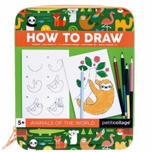 How to Draw Animals of the World