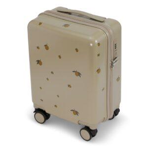 Konges Sløjd Travel Suitcase Lemon