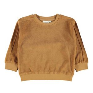 Lil Atelier Sweater TOBACCO BROWN