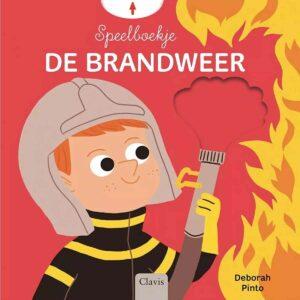 Mijn speelboekje: De brandweer