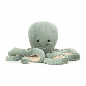Wijs west Jellycat Jelly Cat Odyssey Octopus Huge - 53cm 670983132618 Juli21 Jellycat Speelgoed & Spellen Knuffels