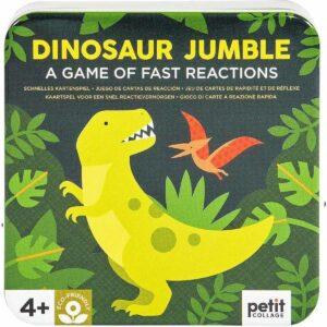 Dinosaur Jumble Card Game