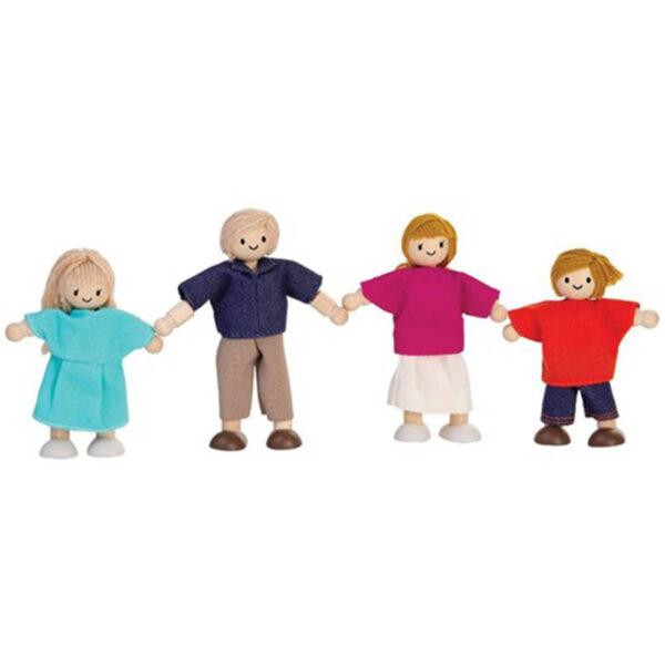 Plan Toys Poppenfamilie Wijs West