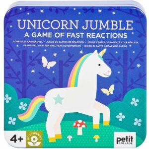 Unicorn Jumble Card Game