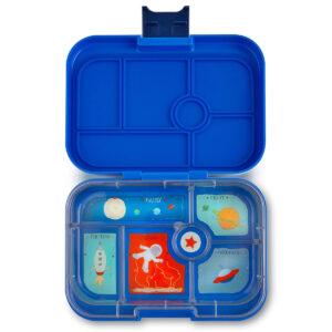 Yumbox Original Blauw -space tray