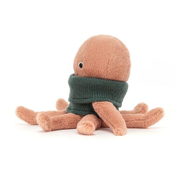 CRW3OC Jellycat Cozy Crew Octopus