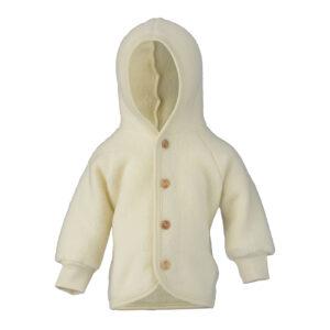 Engel Natur Hooded Jacket Natural