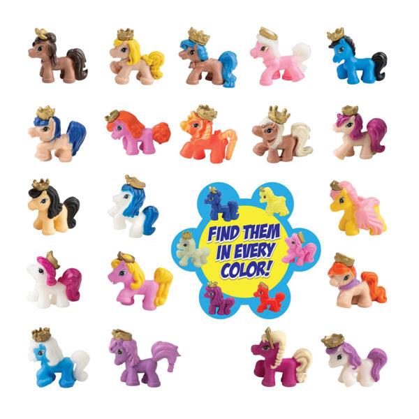 ORB Arcade™ verrassing ei Princess Ponies