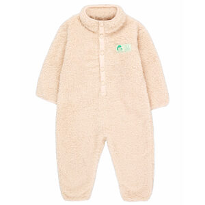 Wijs west Tiny Cottons Tiny Cottons Polar Sherpa One-Piece 8434525221312 AW21Tiny Kleding & Accessoires Baby Rompers
