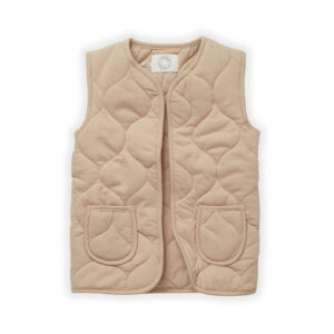 Wijs west Sproet & Sprout Sproet & Sprout Quilted Gilet 1138187063538