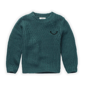Wijs west Sproet & Sprout Sproet & Sprout Sweater Smile 1138187068960