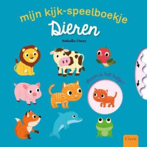 Mijn Kijk-speelboekje: Dieren