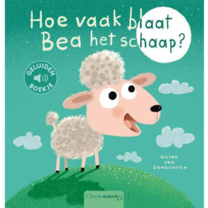 Hoe vaak blaat Bea het schaap