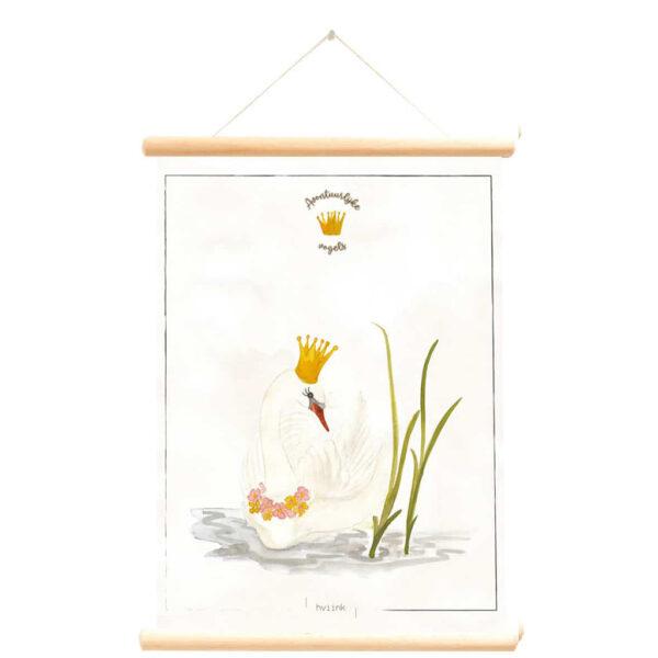 Little & Pure Poster Vogels HviinkLittle & Pure Poster Zwaan Hviink Little & Pure Poster Vogels HviinkLittle & Pure Poster Zwaan Hviink Schoolplaat magische vogels