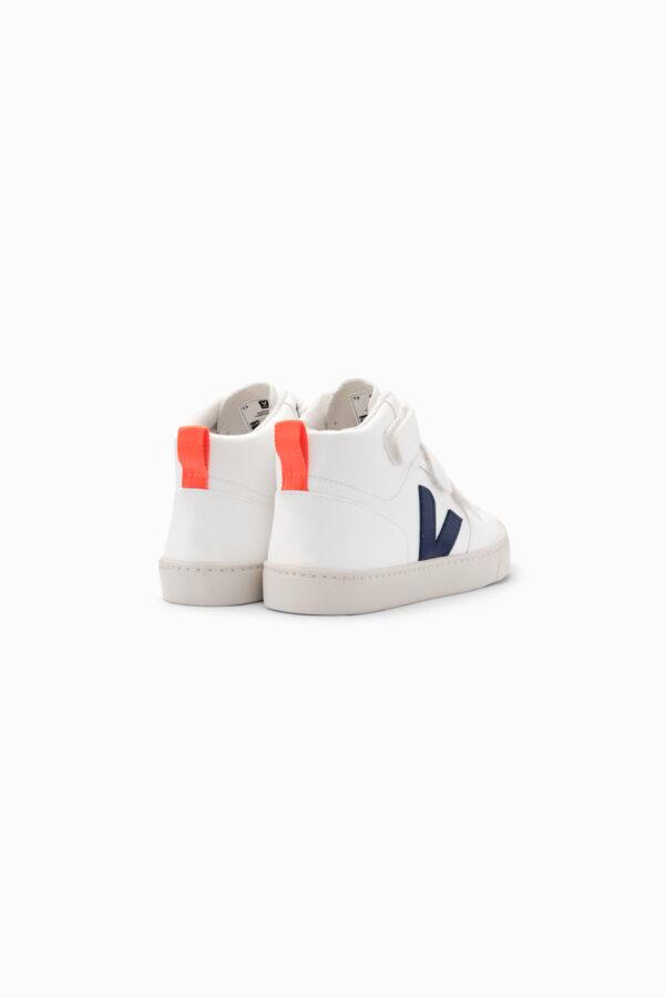 Wijs west Veja Veja White Cobalt Orange Fluo 3611820056268 AW21Veja Kleding & Accessoires Schoenen