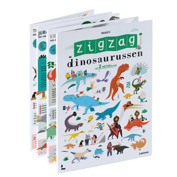 Zigzag - Dinosaurussen