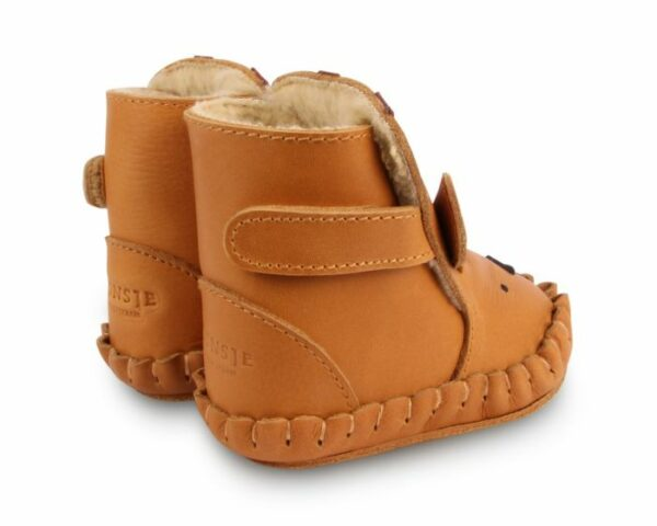 Donsje Kapi Special Lining   Tiger Camel Classic Leather