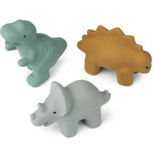 LW13055 - David toys 3-pack - 6943 Dino blue