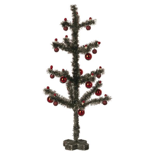 Maileg Christmas tree - Antique silver